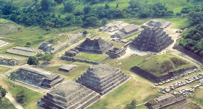 В Мексике обнаружили скрытые храмы ацтеков