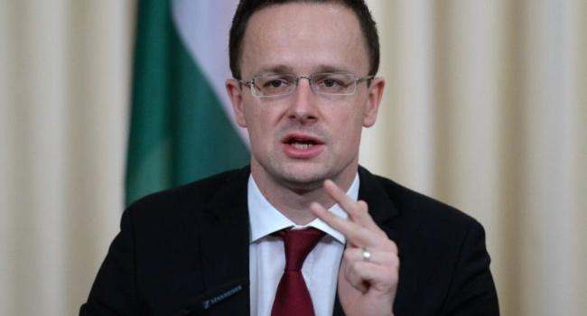 Будапешт будет препятствовать Киеву идти вЕС— Новые угрозы Сийярто