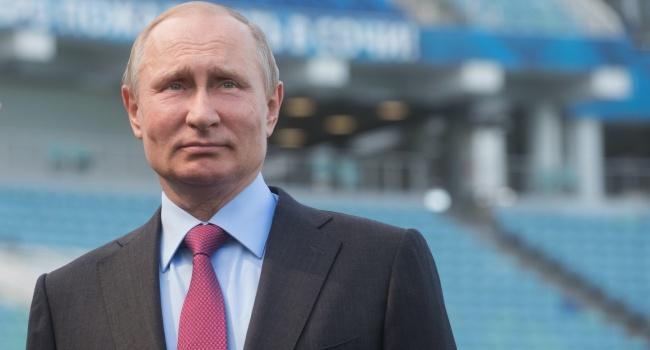 СМИ: «Путин готовит спецоперацию по Украине»