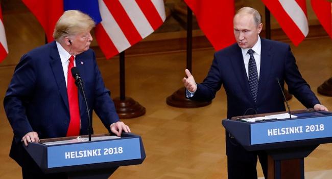 Эксперт: «На саммите в Хельсинки роль подчиненного осталась за Путиным»
