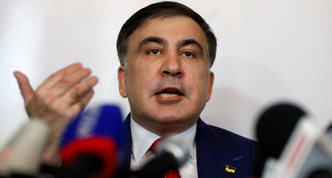 Саакашвили: «Встреча в Хельсинки стала самым большим испытанием для политики Трампа»
