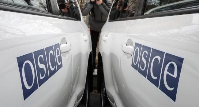 Немецкие журналисты уличили миссию ОБСЕ в сливе информации кремлевским спецслужбам