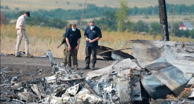 Надо отвечать за свои поступки: мать погибшего в авиакатастрофе МН17 обвинила Украину