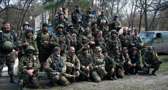«Для победы в войне»: в Украине создан Первый отдельный батальон ДУК ПС