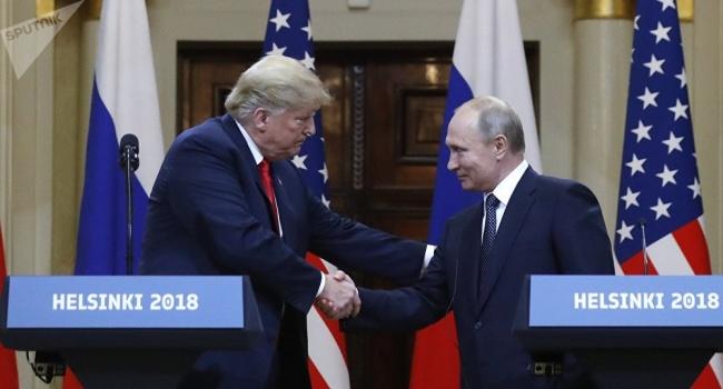 Сенатор: «У Трампа виноваты все, кроме него самого и Путина»