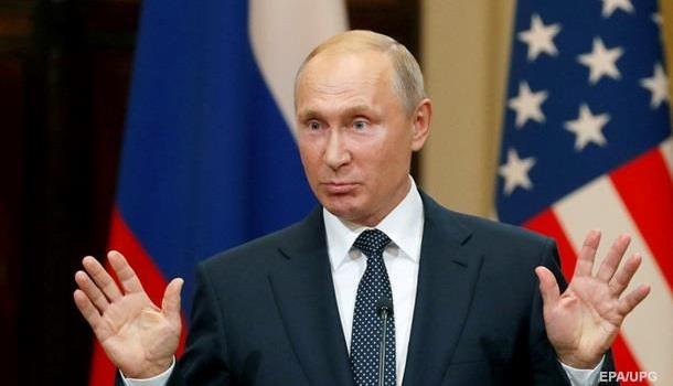 Путин предложил Трампу провести референдум на Донбассе