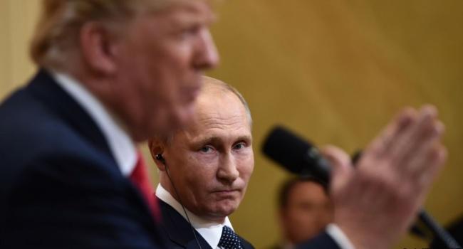 Трамп: «Я стану для Путина таким врагом, которого он еще не встречал»