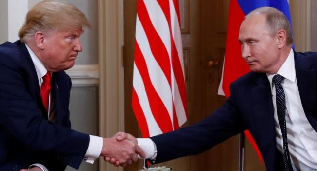 Информационная провокация Кремля: Путин предложил Трампу провести референдум на Донбассе и наконец-то закрыть вопрос