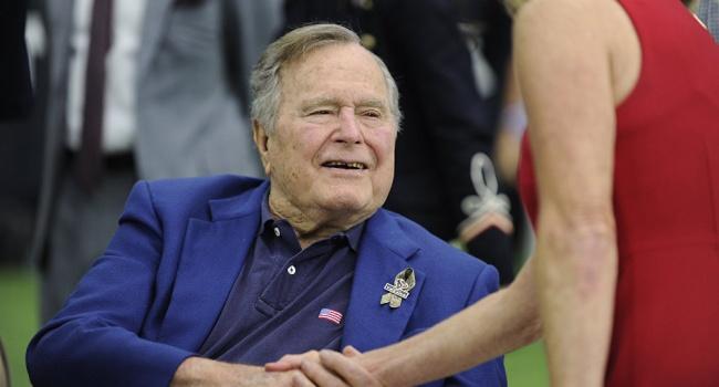 ВСША застрелили врача экс-президента США Джорджа Буша-старшего