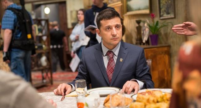 Медушевская: Зеленский – это Коломойский, шантажист знатный, Вакарчук – это Пинчук, та еще «зайка»