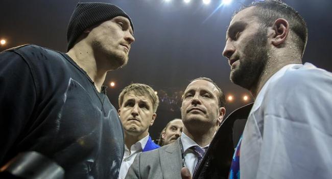 Гассиев искренне порадовался за Усика: «Хочу поблагодарить болельщиков из Украины и России»