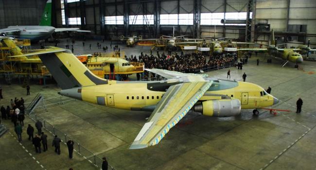 Boeing будет производить детали для самолетов учреждения Антонов