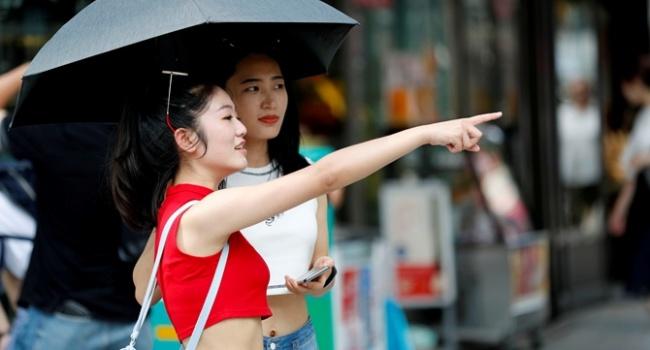 Аномальная жара в Японии усиливается: десятки погибших