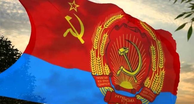 На русскоязычных страницах Википедии до сих пор используют советские флаги УССР