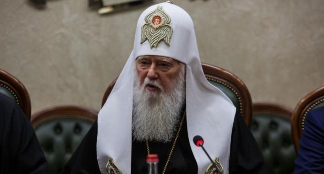 Украина получит Томос в 2018 году, - Патриарх Филарет