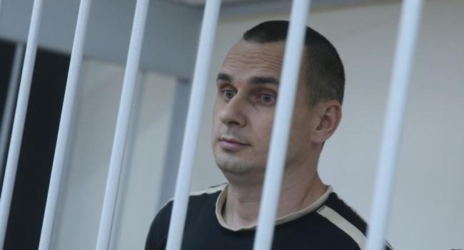 Пранкеры, спите, не дождетесь похорон: сестра Сенцова опровергла слухи о скорой смерти политзаключенного режиссера