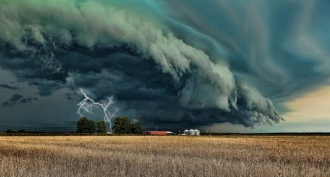 Грозовые дожди накроют всю Украину, - прогноз на вторник