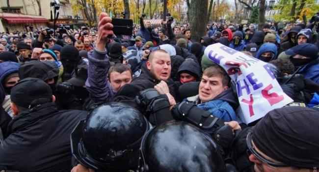 На осень готовят новый бунт – «нас ожидает черный сентябрь, октябрь и ноябрь»