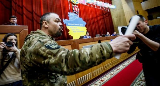 Ветеран АТО: убийца «Сармата» будет среди тех, кто начнет кричать о новом Майдане против власти, которая убивает патриотов