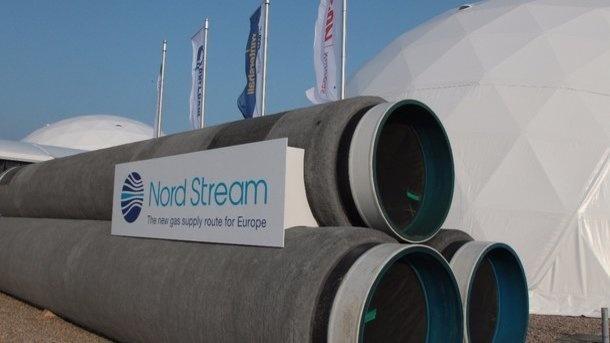 ВГермании идёт укладка труб для «Северного потока— 2»