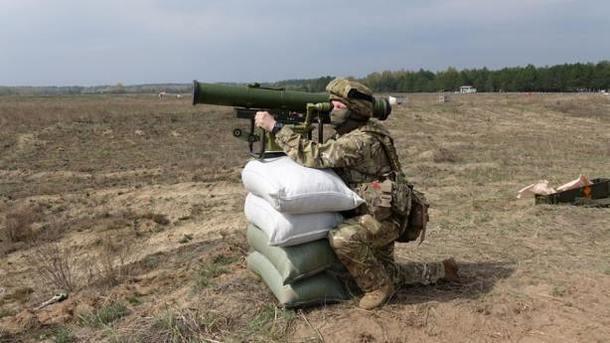 ПТРК Корсар испытали вУкраинском государстве для иностранного заказчика