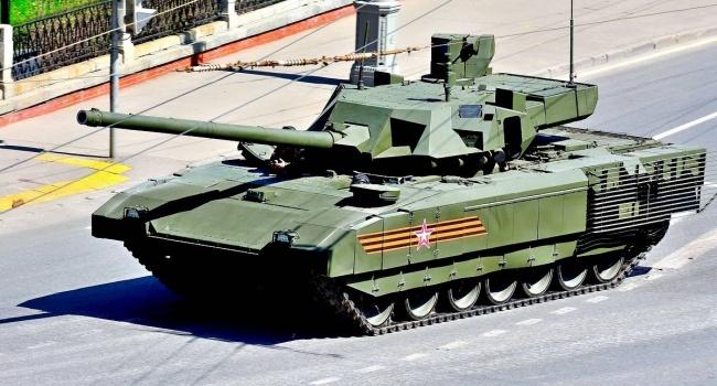 РФ возглавила мировой рейтинг пооснащенности новыми образцами бронетехники