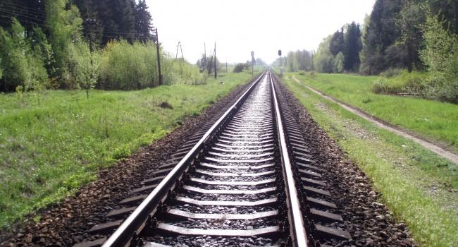 Канадская Bombardier вместе сРоссией строила железную дорогу вобход Украинского государства
