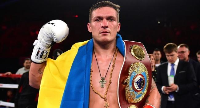 «Нужно подумать о натурализации Усика»: в Кремле заговорили о возможном предоставлении украинскому боксеру