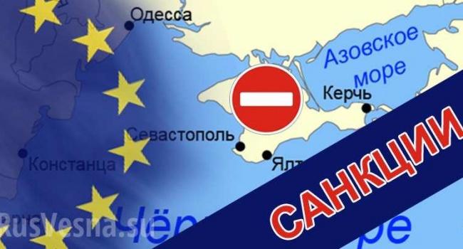 Санкции действуют с оккупированного Крыма ушла последняя западная сеть отелей