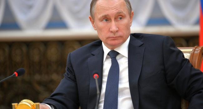 Рейтинг Путина начал стремительно падать, антизападная истерия уменьшилась