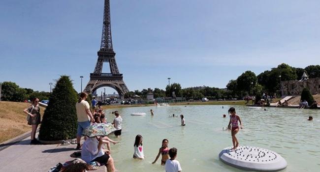Страшная жара в Европе станет абсолютным рекордом за всю историю метеонаблюдений