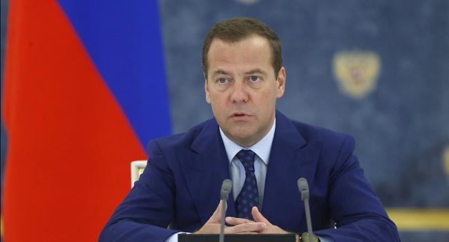 Д. Медведев : После вступления Грузии вНАТО может наступить трагедия