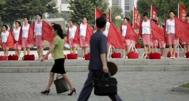 70 процентов жителей КНДР голодают
