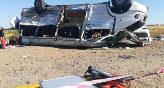 Смертельное ДТП на Запорожье: задержан водитель КамАЗа, травмированный ребенок в крайне тяжелом состоянии