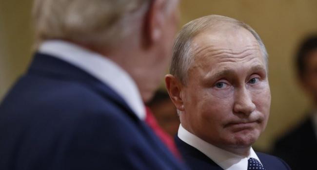 Блогер: «После введения санкций у Путина останется только два варианта»