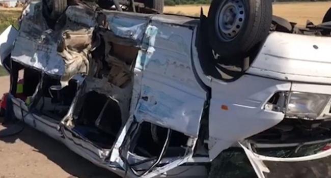 Кровавое ДТП под Запорожьем: количество жертв увеличилось, а в суде приняли решение по водителю грузовика