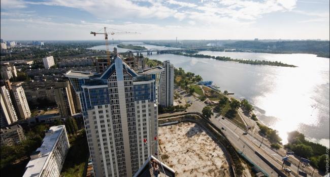 В Киеве стремительно дорожают квартиры в новостройках