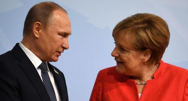 СМИ: Меркель озвучила Путину предложение по Донбассу