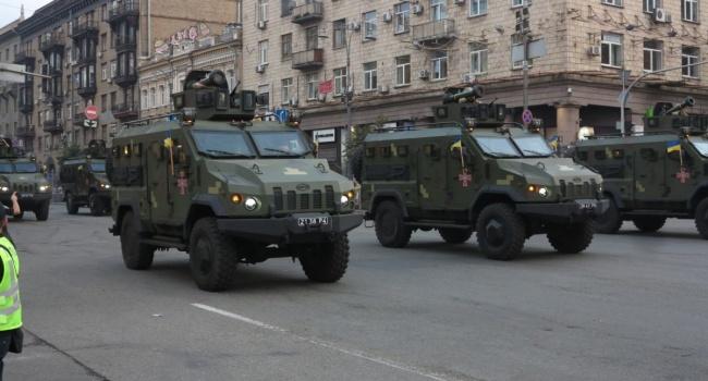 Пономарь: наша армия и наши военные - это наша гордость