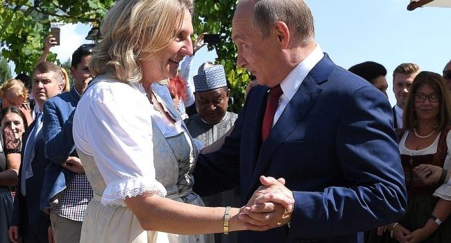 Путин поедет на еще одну свадьбу - в Германию