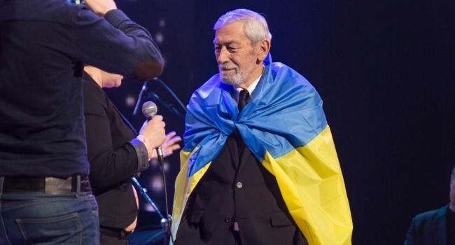 Валерий Меладзе подал объявление наполучение гражданства Грузии