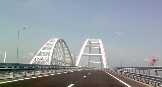 Фото граждан России ииностранцев будут награждать медалью застроительство Крымского моста