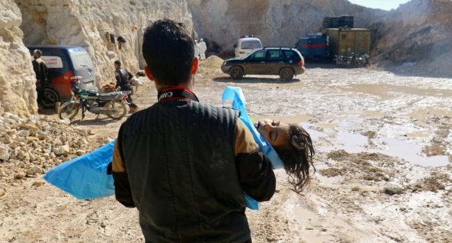 Великобритания, Франция и США готовы ответить на химатаки в Сирии