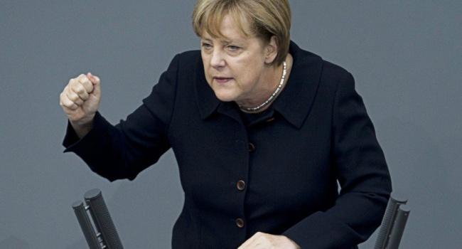 Меркель пояснила  вражду между Россией, EC  иНАТО