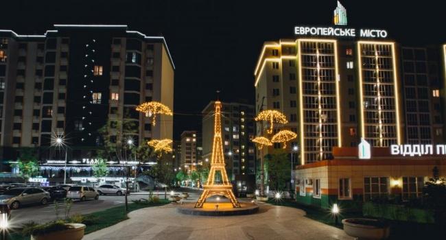 Жилой комплекс «Европейське місто»