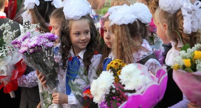 «Пережиток совєтської традиції»: Уляна Супрун розкритикувала традицію проводити шкільні лінійки