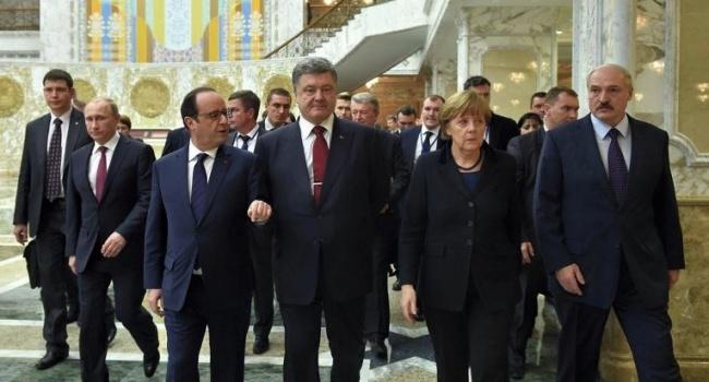 После откровений Олланда можно только сказать: «Спасибо, господин президент, что в Минске вы не испугались и не предали Украину!»