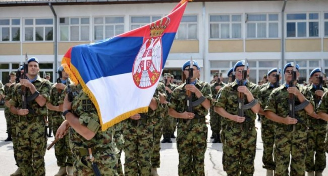 Конфликт между Сербией и Косово