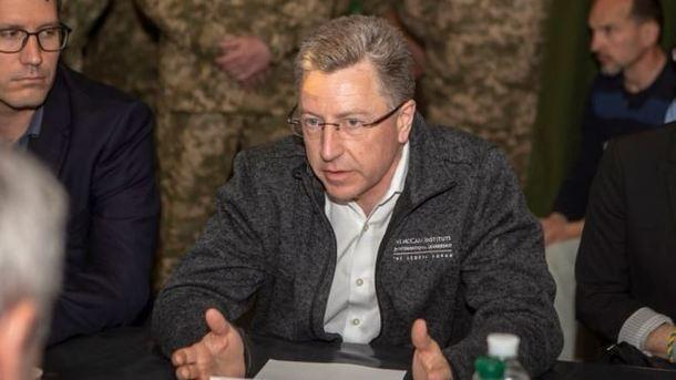 Волкер: Россия не соглашается на ввод миротворцев на Донбасс