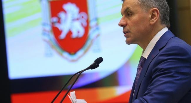 Руководитель парламента Крыма: Киев превратил Азовское море впиратский залив